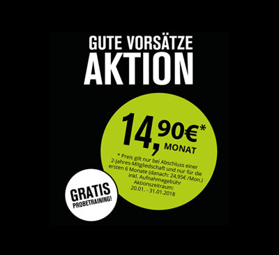 Fitnesskrafttraining bei Your Classic Gym