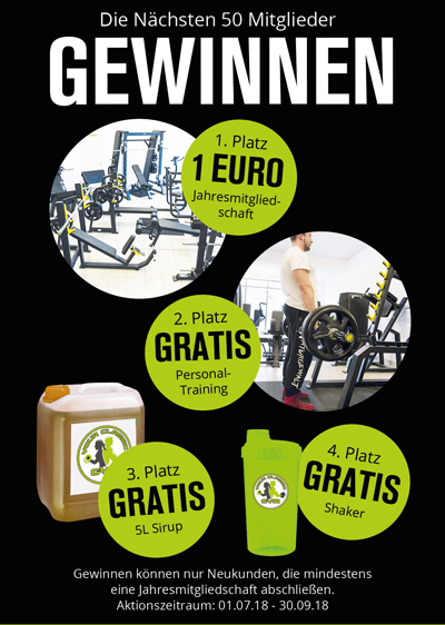 Fitnesstraining bei Your Classic Gym